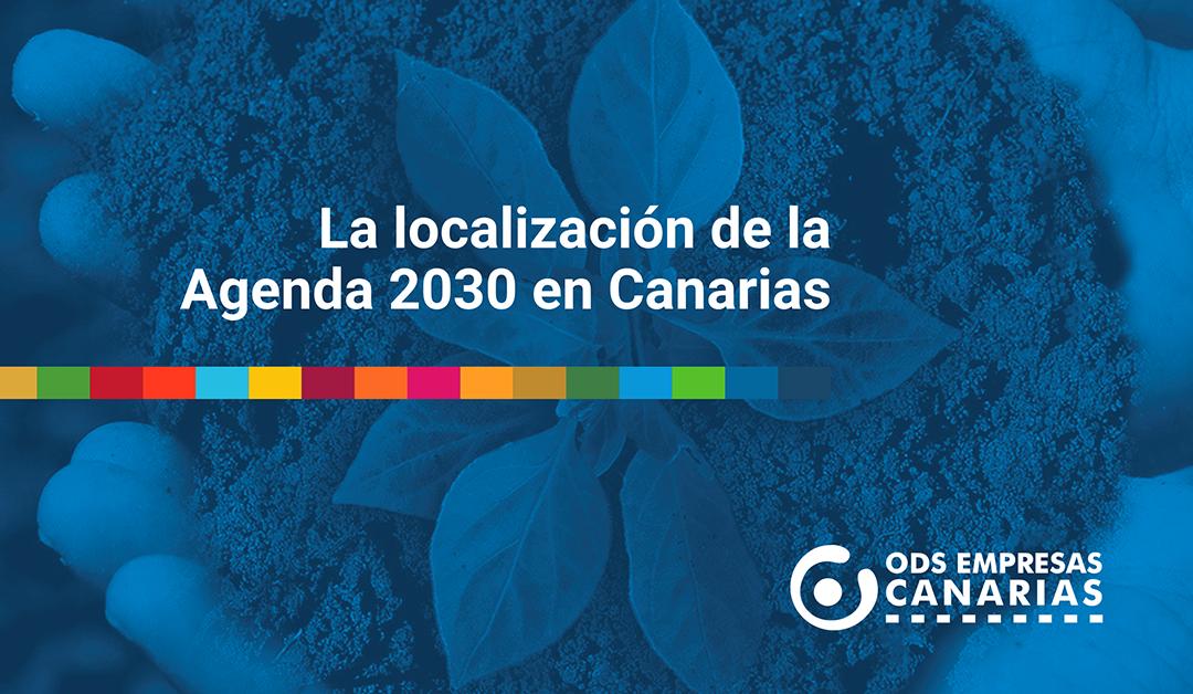 La localización de la Agenda 2030 en Canarias