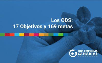 Los ODS: 17 Objetivos y 169 metas